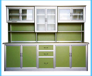 Modular Kitchen And Aluminium Kitchens Manufacturer In